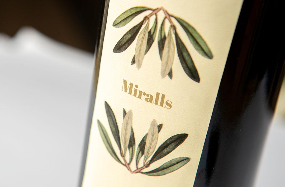 IMG post - Miralls, oli d'oliva verge extra
